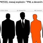 "Dcnews : Pavelescu (PNȚCD), mesaj exploziv: ""PNL a devenit cel mai toxic partid"""