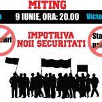 PNTCD sustine mitingul impotriva abuzurilor!