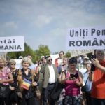 Mitingul pentru resursele României de astăzi, un succes!