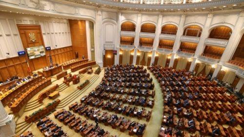 Ședința solemnă a Parlamentului cu ocazia zilei Centenarului