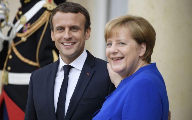ACORDUL FRANCO-GERMAN DE LA AACHEN nu pare a fi BOTEZUL unei noi și mai puternice UE, ci PROHODUL său