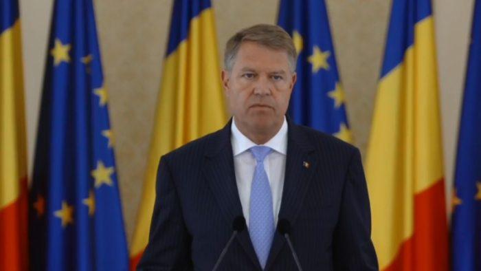 Klaus Iohannis – politica urii. Trebuie să existe un plan!
