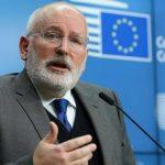 Frans Timmermans, a venit la Bucuresti in uriasul scandal pe justitie, CA S-O DEA LA PACE!
