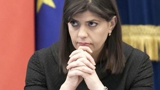 """AURELIAN PAVELESCU, președinte PNȚCD, spune despre LAURA CODRUȚA KOVESI: """"DIN CE ÎN CE MAI APROAPE DE PUȘCĂRIE!"""""""