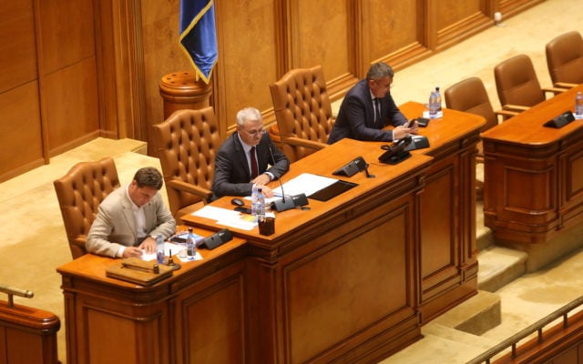 """AURELIAN PAVELESCU (PNȚCD): """"CUM? PNL, USR-PLUS N-AU LUAT PREȘEDINȚIA CAMEREI DEPUTAȚILOR?"""""""